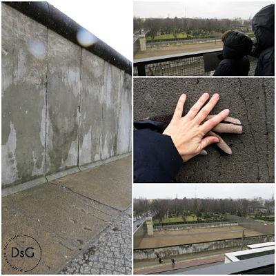 Wall Memorial en Berlín
