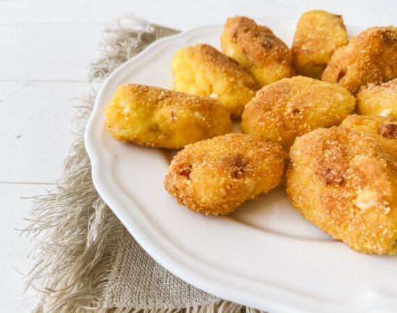 Croquetas de jamón sin gluten Santa Rita