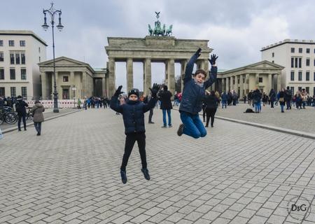 Berlín en familia