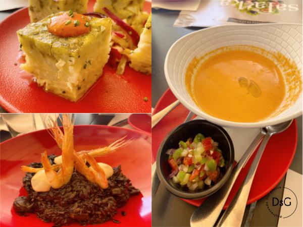 Restaurante La Auténtica Carmela sin gluten en Granada