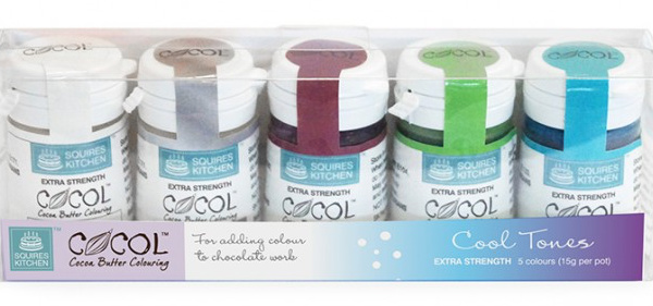 colorantes liposolubles para chocolate sin gluten