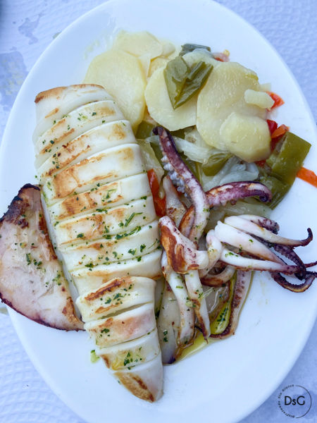 Casa Juan Málaga sin gluten restaurante