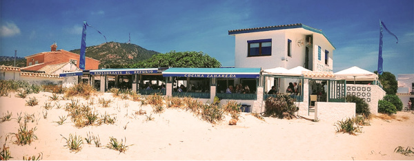 Restaurante El Refugio Zahara de los Atunes