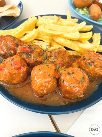Restaurantes en Conil sin gluten