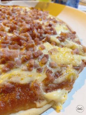 Pizza sin gluten en Conil de la Frontera