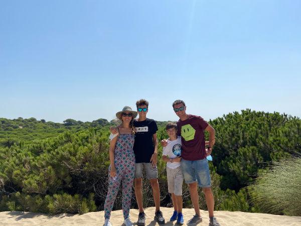Nosotros en Doñana