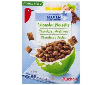 Alcampo cereales sin gluten