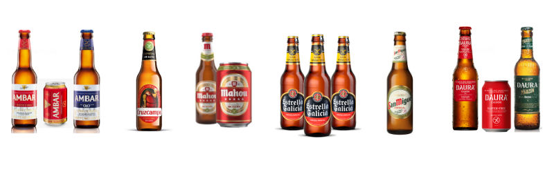 cerveza clásica sin gluten en España