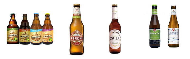 Cervezas sin gluten del mundo
