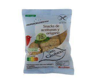 Productos sin gluten de Alcampo