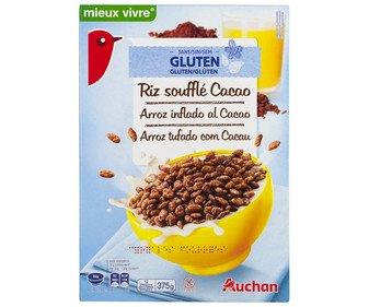 Cereales sin gluten de Alcampo