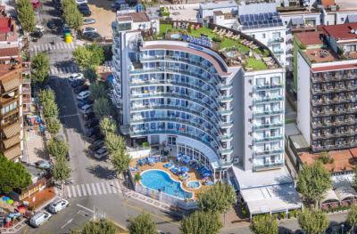 Hotel GHT Maritim en Calella sin gluten
