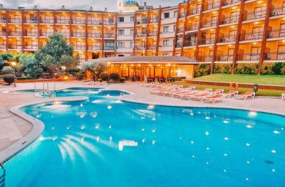 Hotel sin gluten GHT Tossa Park, Tossa del Mar, Gerona