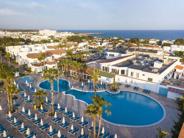 Hotel Mirinda Garden sin gluten Menorca