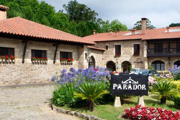 Parador Santillana del Mar, Cantabria