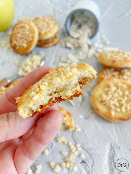 Galletas de almendras sin gluten