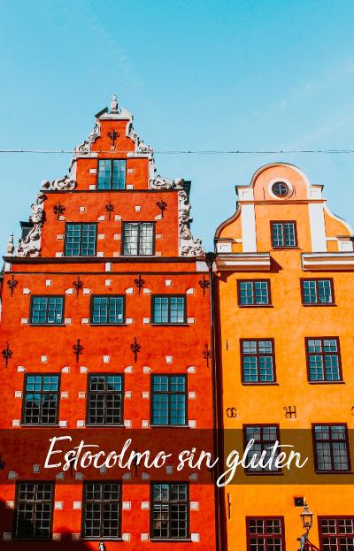 Estocolmo sin gluten