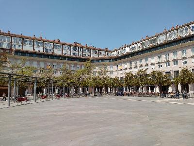 Plaza Yamaguchi Pamplona