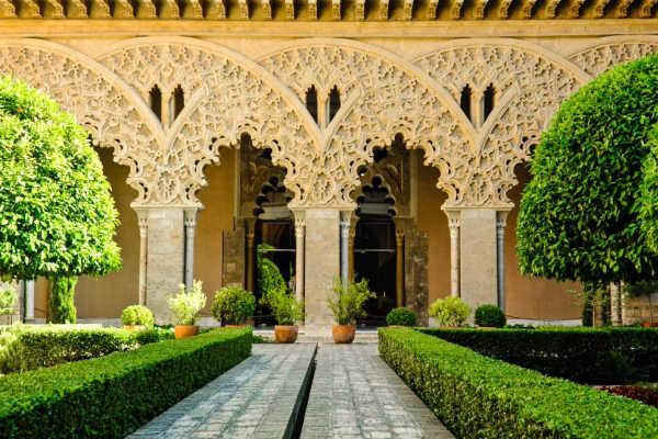Palacio Alfajería de Zaragoza